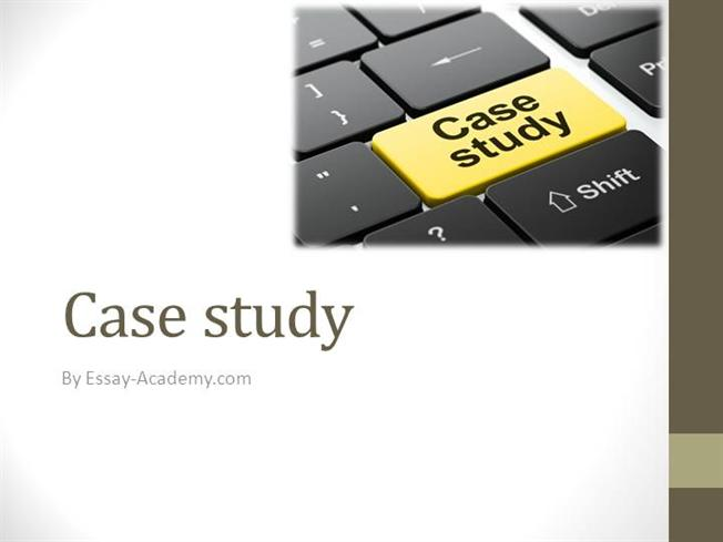 easy case essay