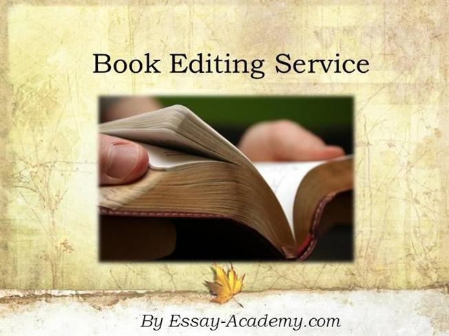 Book editing service hourly rate
