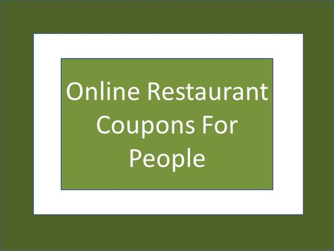 Restaurant & Dining Deals & Coupons. America's rich cultural diversity means there is never a shortage of new cuisines to try. Whether your stomach is rumbling for spicy Indian, tangy Chinese, or some home cookin', be sure to check out our offers before you go anywhere.