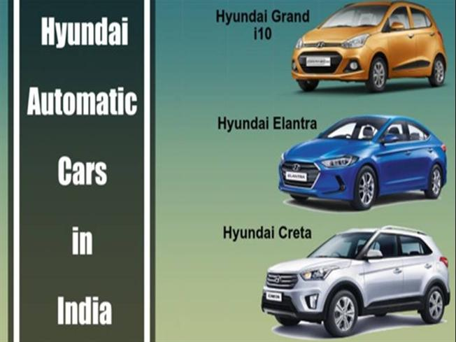 list of top hyundai automatic cars in india authorstream. Black Bedroom Furniture Sets. Home Design Ideas