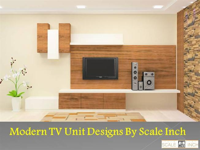Wooden tv unit designs online shopping in india bangalore for Wall unit designs for living room in india
