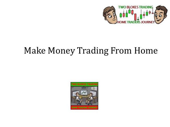 Currency trading from home