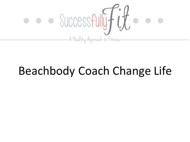 how to change your beachbody coach