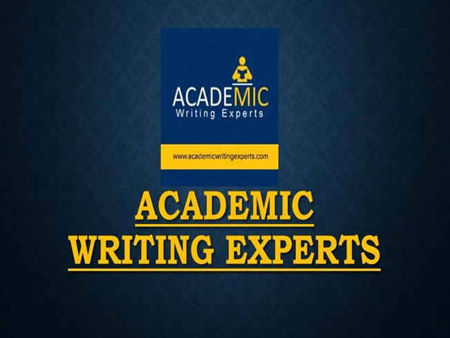 Writing experts