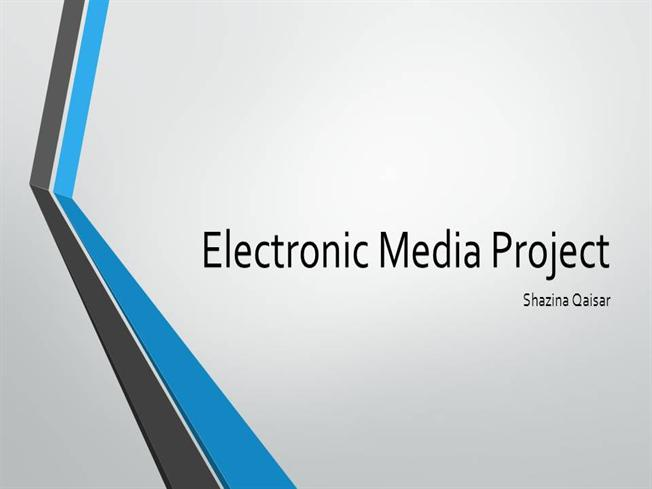 """electronic media content model The first edition of the """"guidelines for media resources in academic libraries"""" was approved in 1968, and revised in 1987, 1999, 2006, and 2012 since the acrl guidelines for media resources in academic libraries task force that produced the 2012 version was no longer in existence, a new task force was appointed in may 2017."""