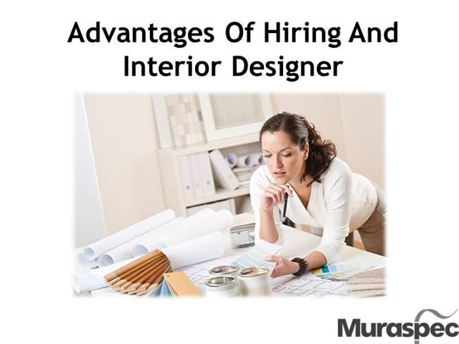 advantages of hiring and interior designer authorstream