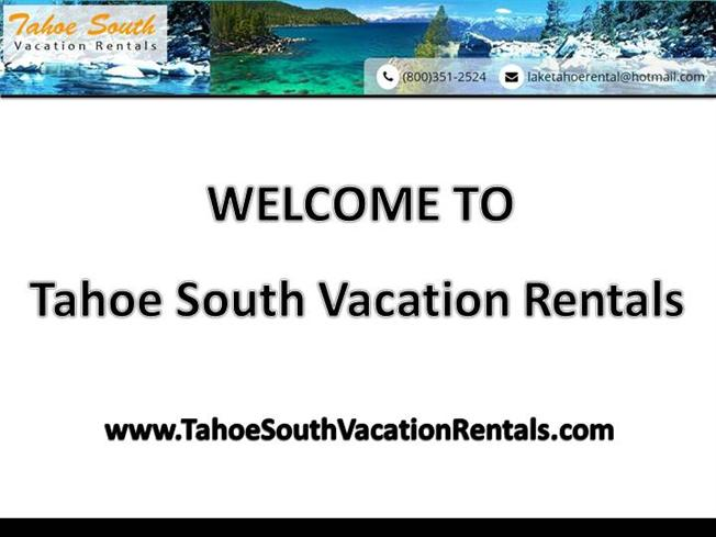vacation home rentals south lake tahoe authorstream. Black Bedroom Furniture Sets. Home Design Ideas