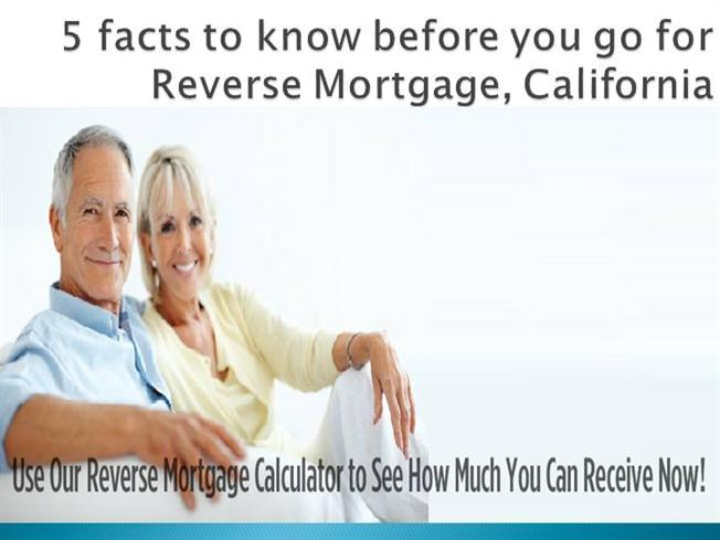 5 Facts to K... Reverse Mortgage In India Statistics