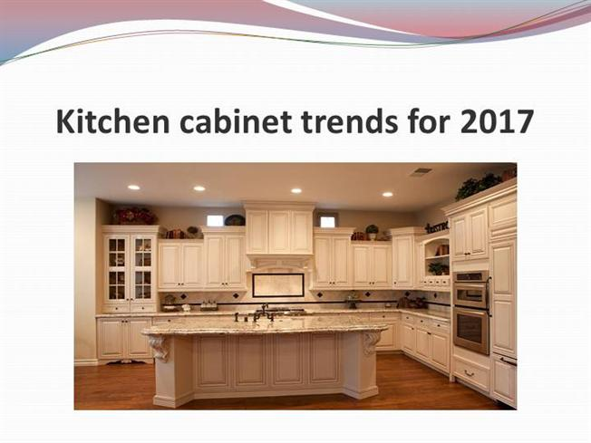 kitchen cabinet trends for 2017 authorstream
