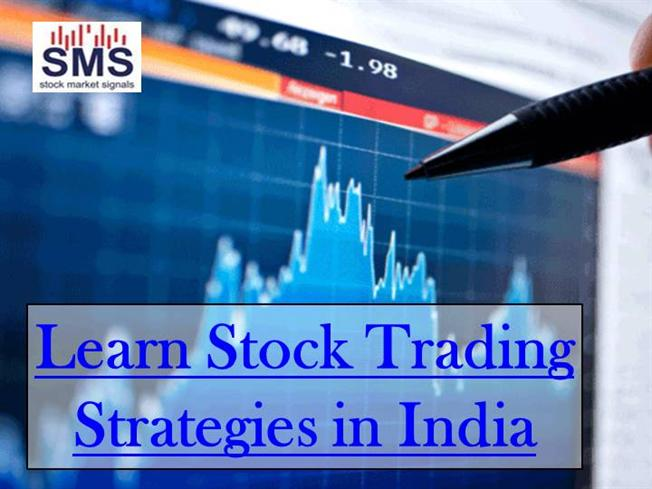 Learn stock trading strategies