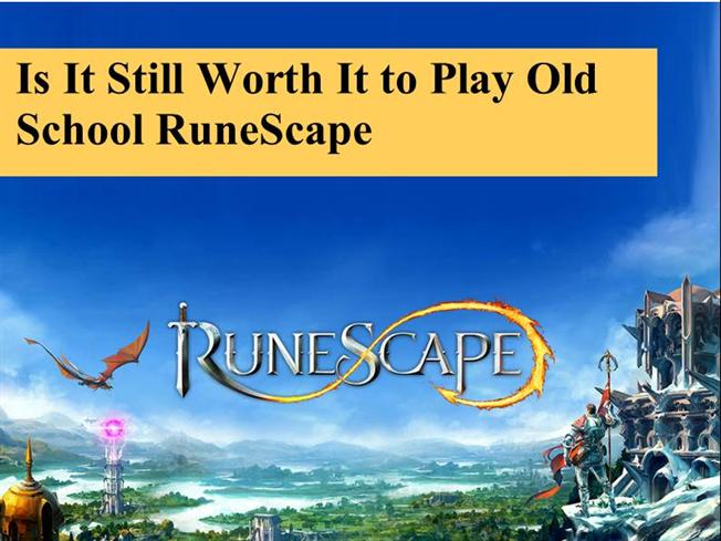 how to play old school runescape