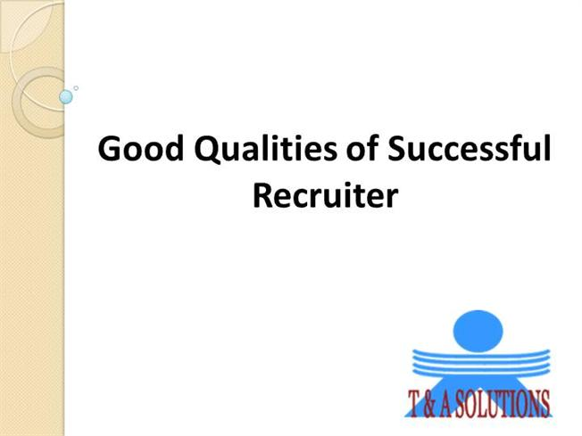 qualities of a good supervisor While every manager has their own unique guidelines to fuel sales team success, these 8 characteristics are essential to any great sales team manager.