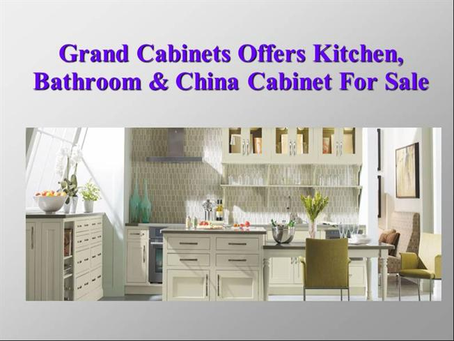 grand cabinets offers kitchen bathroom china cabinet for sale