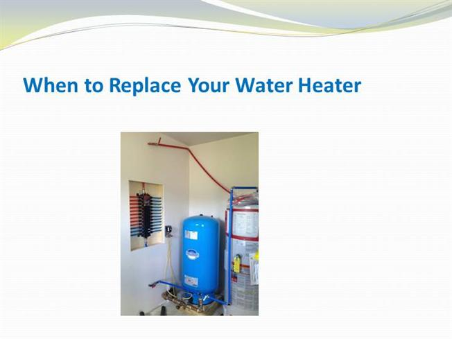 Is It Time To Replace Your Water Heater.Is Your Water ...