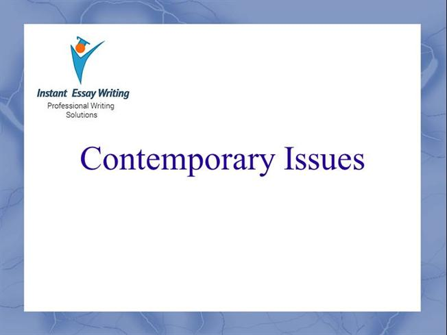 research paper on a contemporary issues in group work Volume 5, no 3, art 39 – september 2004  researching across cultures: issues of ethics and power anne marshall & suzanne batten abstract: cultural diversity manifests in all relationships, including research relationshipsacademic investigators work across a broad range of cultures that goes beyond ethnicity.