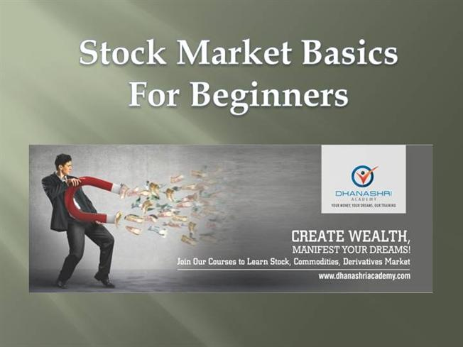 What is stock market and is it different from share market?