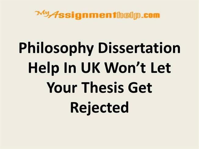 Get thesis help
