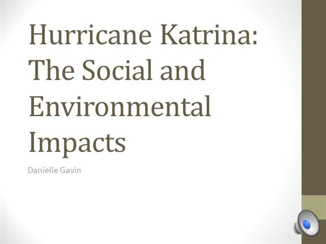 social and economic impacts of hurricanes Final report social and economic impacts of space weather in the united states september 2017 abt associates bethesda, maryland written under contract for the.