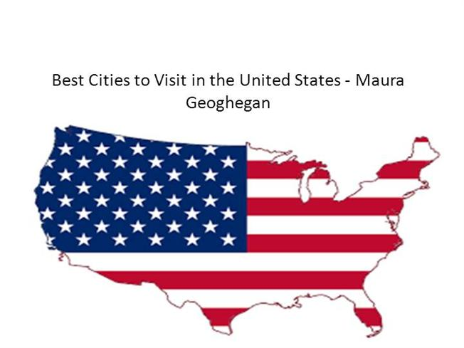 best cities to visit in the united states maura ForBest Cities In The United States