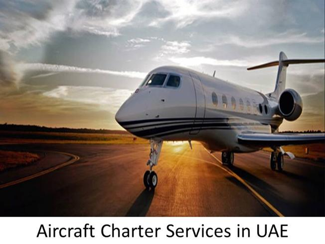 Aircraft Charter Services In UAE AuthorSTREAM