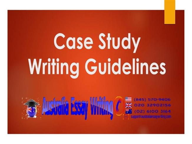 guidelines for writing a case study Reasons to choose our case study writing service if you are one of those tired of searching the web and trying to find reliable writing service, stop your searching.