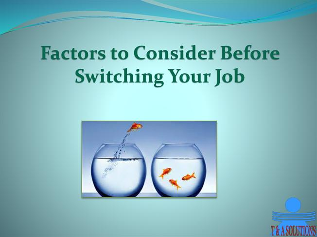 factors to consider a sap career Sap brandvoice science  two key factors for employers in talent recruitment and retention  shouldn't employers do everything they can to retain it and provide the right conditions for.