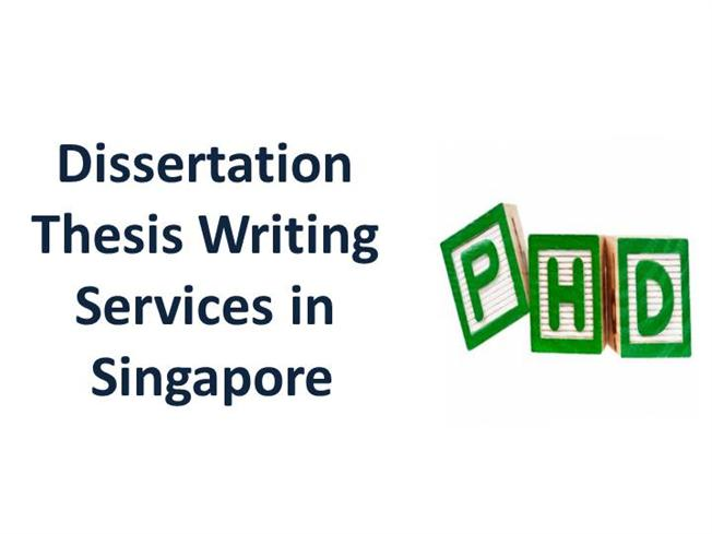 Check Our Thesis Writing Services in Singapore and Place an Order