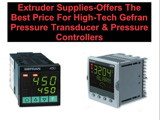 High Pressure Extruder : Extruder supplies offers the best price for high tech