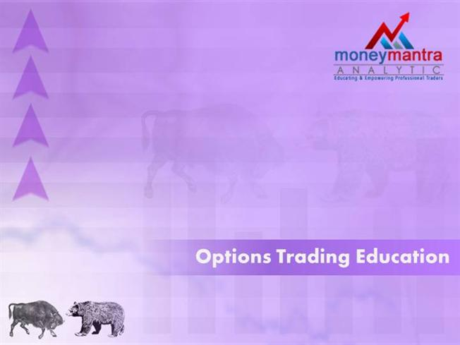 Options trading live stream