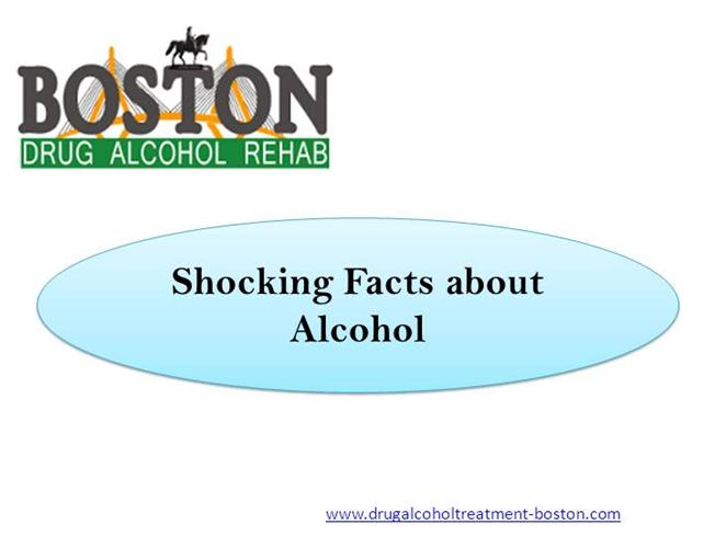 Shocking Facts about Alcohol -authorSTREAM