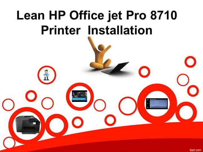 how to add hp officejet pro 8710 to mac