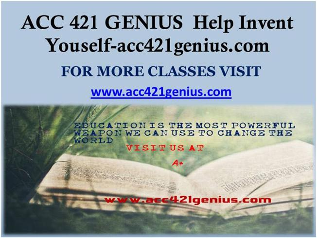 acc 421 final exam wiley plus Acc 421 - week 5 - wileyplus final examination study material and acc 421 - week 5 - wileyplus final examination guide are also been provided so that students can learn from them on our learning portal you will get study material which is 100% updated and imparted by our experts.