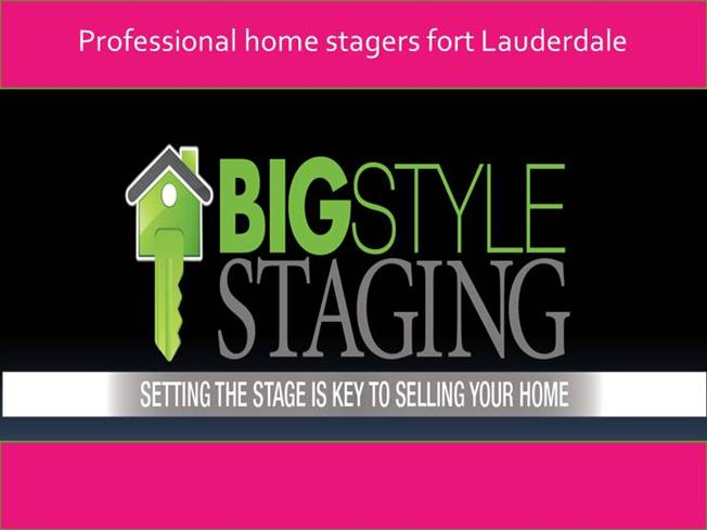 the fort lauderdale home staging services authorstream. Black Bedroom Furniture Sets. Home Design Ideas