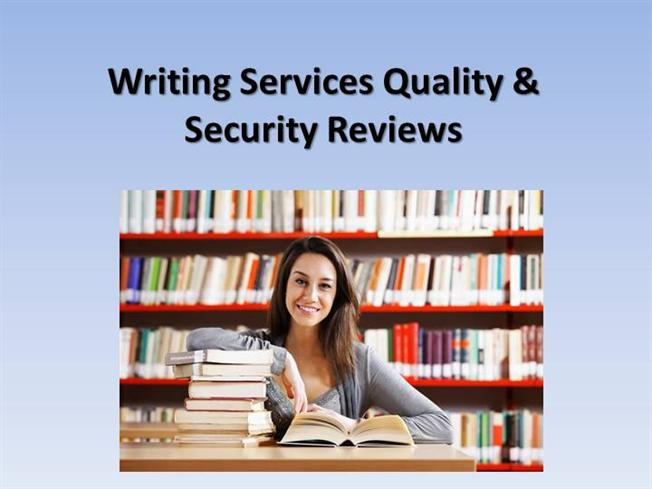 Writing services reviews amazon
