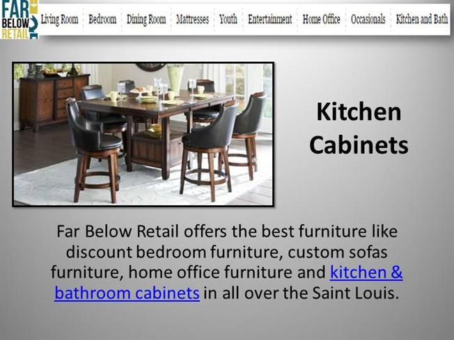 Kitchen cabinets authorstream for Cheap kitchen cabinets st louis