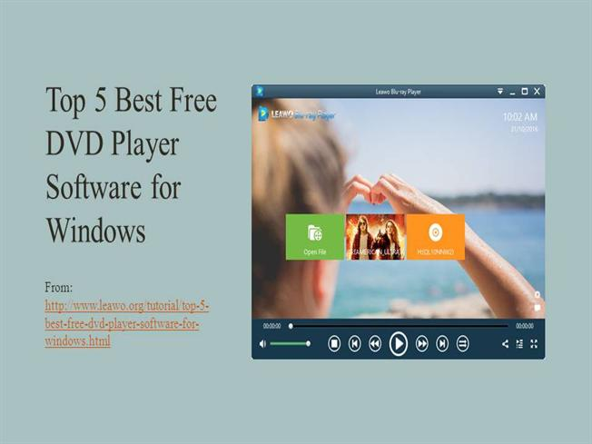 Best DVD Player Software of 2019