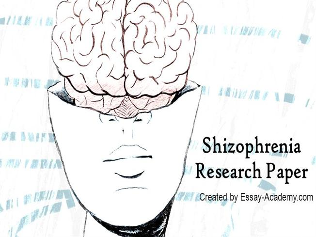 schizophrenia essay research paper Schizophrenia research papers examine the mental disorder that is characterized by abnormal social behaviors and a general failure to distinguish between reality and.