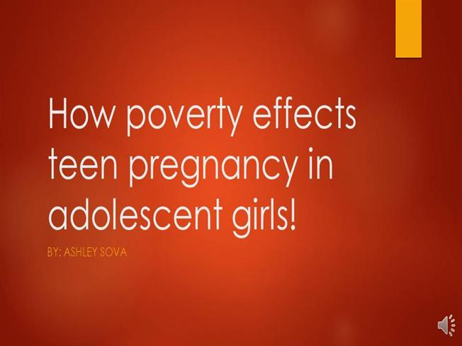 """effect of pregnancy on male adolescents The effects of fatherfullness ncf and girls are more likely to become pregnant as teens source: hoffmann, john p """"the community context of family."""