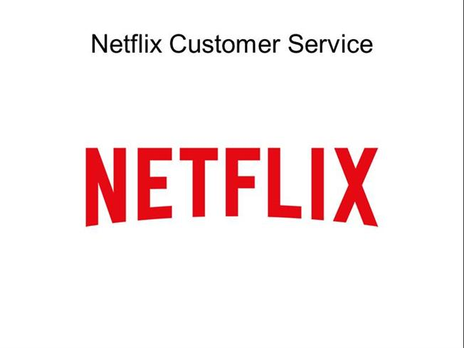 Netflix customer service 1 855 531 3731 authorstream for Bhg customer service phone number