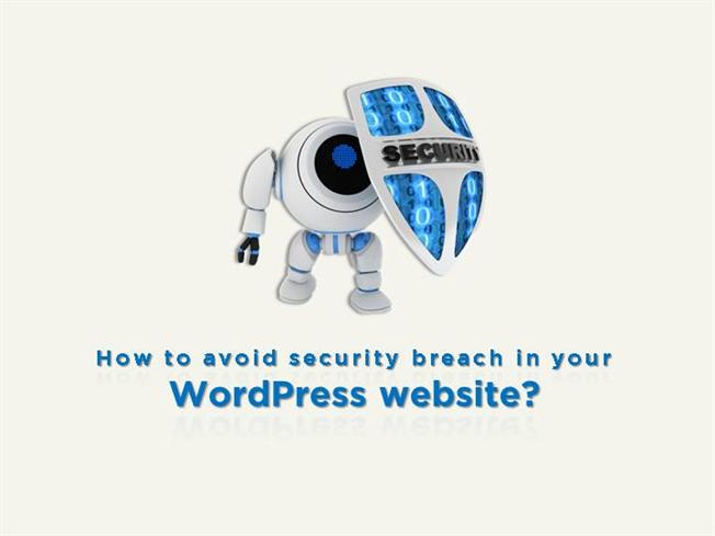 how to avoid security breach in your wordpress website authorstream. Black Bedroom Furniture Sets. Home Design Ideas