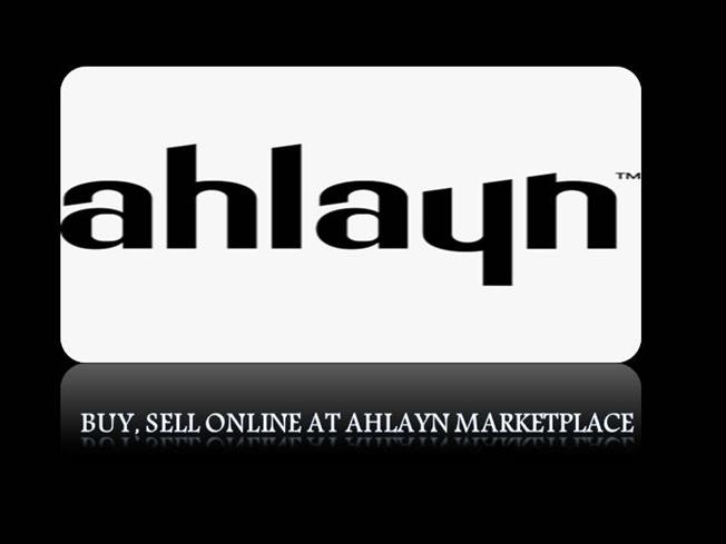 buy sell online at ahlayn marketplace authorstream. Black Bedroom Furniture Sets. Home Design Ideas