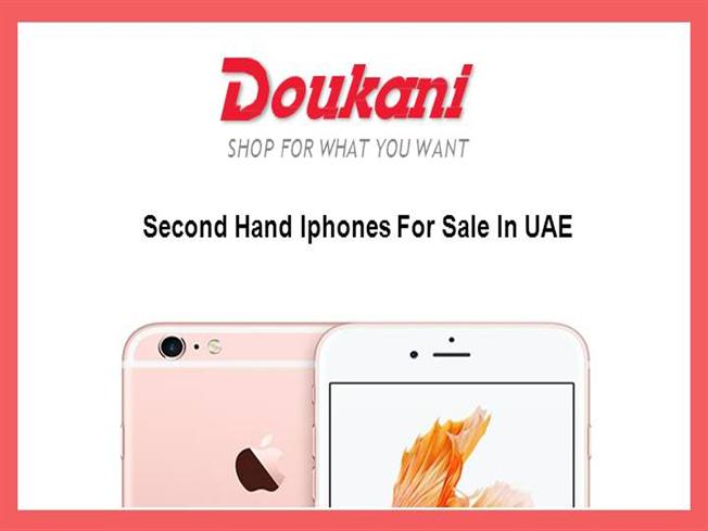second hand iphones for sale in uae doukani authorstream. Black Bedroom Furniture Sets. Home Design Ideas