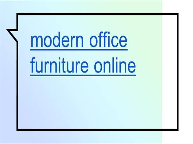 Modern Office Furniture Online Authorstream