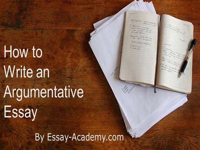 write argumentative essay powerpoint This presentation is designed to introduce your students to the elements of an organized essay purdue owl writing this resource is enhanced by a powerpoint.
