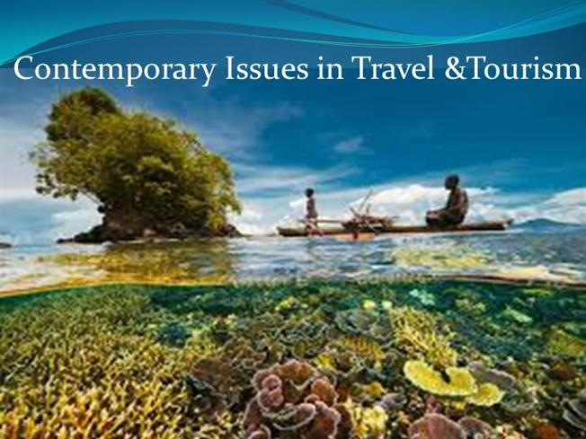 Contemporary Issues in Travel And Tourism Sector
