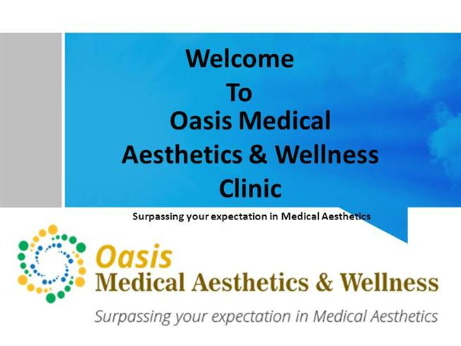 marketing and oasis medical