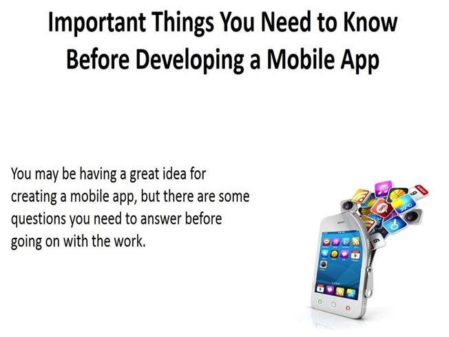 Mobile App Development Everything You Need to Know