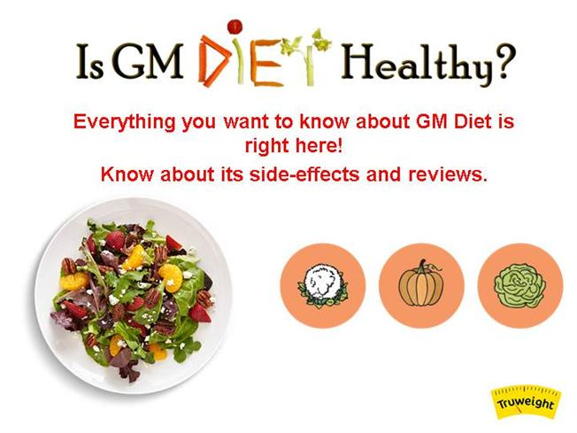 Gm diet reviews is gm diet really healthy authorstream for General motors diet pdf