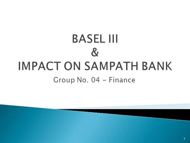 basel iii its implications on indian The reserve bank of india (rbi)'s amendments to its basel iii guidelines buck global trends on write-downs and on retail investors participating in the regulatory capital market the amendments, notified on september 1, included several surprising elements they reintroduce temporary write-downs.