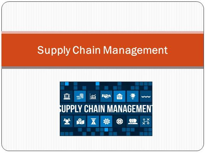 advantage and disadvantage of supply chain management While you might think being your own boss gives you independence, running a small business actually puts you at the mercy of every person and company involved in your supply chain to minimize headaches and maximize profits, it's important that you effectively manage your supply chain from the time you order.